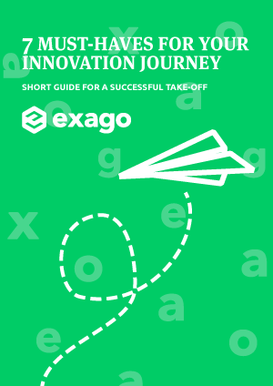 7 must-haves for your innovation journey – short guide for a succesful take-off