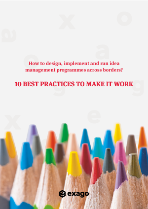 How to design, implement and run idea management programmes across borders? 10 best practices to make it work