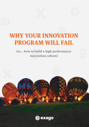 Why your innovation programme will fail
