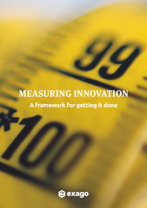 Measuring innovation