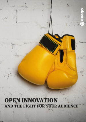 Open Innovation and the fight for your audience