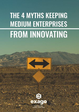 The 4 myths keeping medium enterprises from innovating