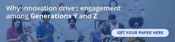 Why innovation drives engagement among generations Y and Z paper
