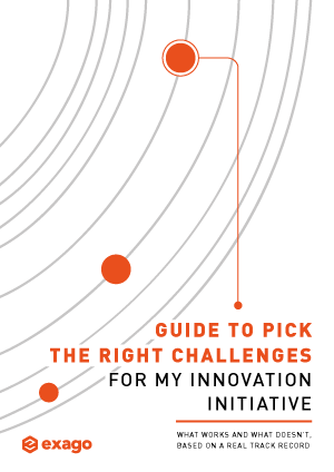 Guide to pick the right challenges for my innovation initiative