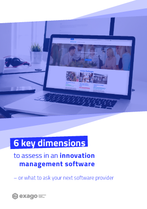 6 key dimensions to assess in an innovation management software